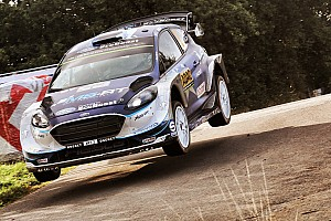 WRC Reporte de la carrera Tanak se lleva Alemania y Ogier es líder del WRC