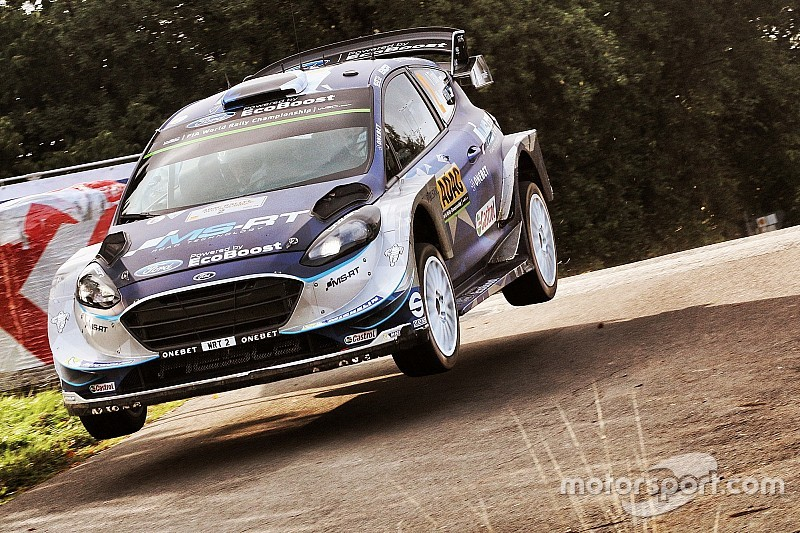 Tanak vince il Rally di Germania. Ogier torna leader del Mondiale