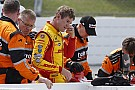 Hunter-Reay released from hospital, in doubt for race