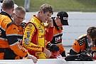 IndyCar Hunter-Reay dimesso dall'ospedale, in dubbio per la gara