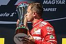 Formel 1 2017: Die schönsten Jubelbilder von Sebastian Vettel und Ferrari