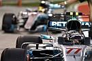 【F1】初ポールのボッタスを警戒するハミルトン「気が抜けない相手だ」