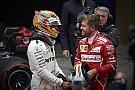 """Hamilton: """"Vettel meg akar ölni, de rendkívül tisztelem őt"""""""