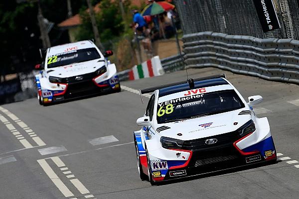 В азиатских гонках WTCC к двум Lada добавится третья