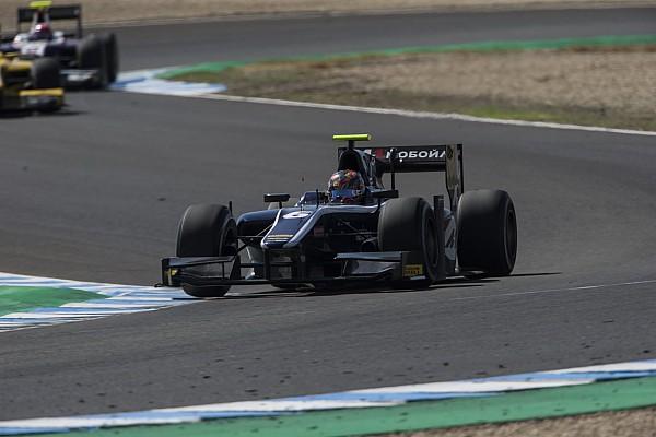 FIA F2 Markelov vence corrida 2 em Jerez; Sette Camara é 14º