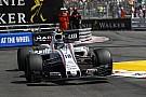 Formule 1 Rien n'a changé pour Williams à Monaco