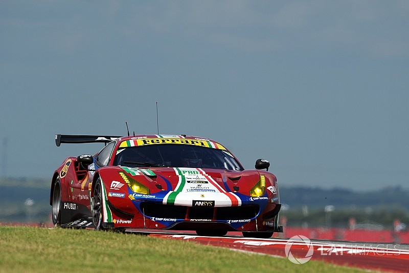 """Calado """"could have cried"""" over late-race Austin puncture"""