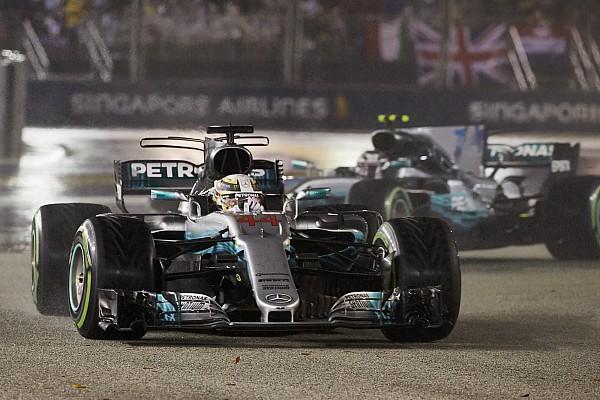 Formula 1 Analiz Mercedes'in Singapur'daki performansı yarışta nasıl iyileşti?