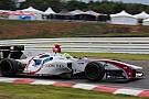 Super Formula Секигучи опередил Гасли на предпоследнем этапе Суперформулы