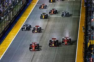 Формула 1 Комментарий Прямая речь: Гран При Сингапура словами гонщиков