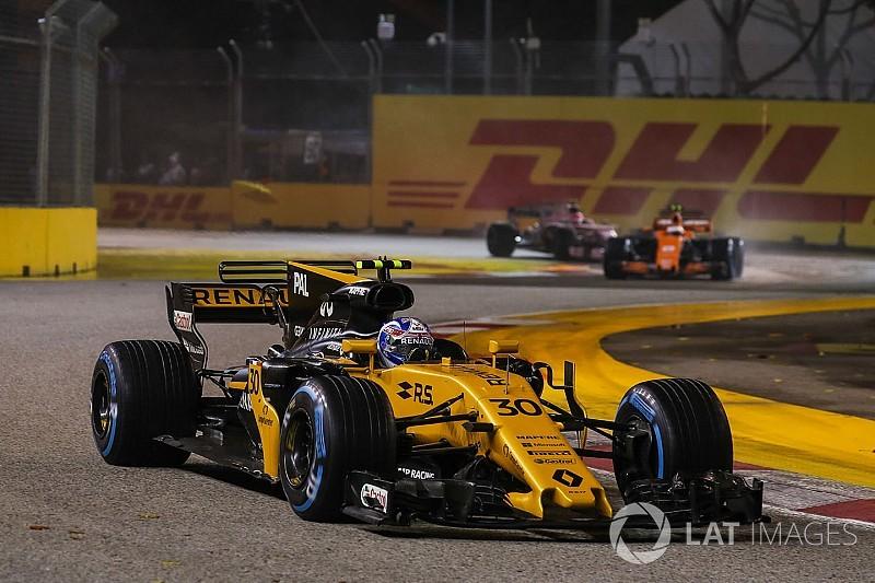 """Palmer veut quitter Renault """"la tête haute"""""""