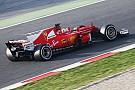 Формула 1 Феттель стал лучшим в первой сессии тестов. У McLaren и RBR проблемы