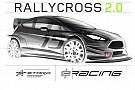 Rally: overig Eerste rallycrosskampioenschap met elektrische bolides in Amerika