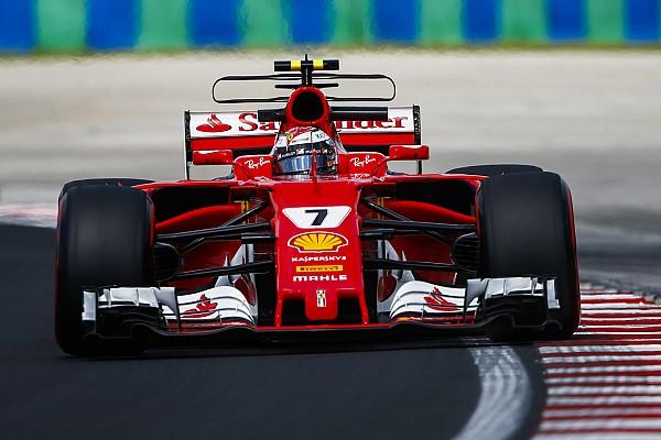Forma-1 BRÉKING Räikkönen kissé tart a Red Bulltól és a Mercedestől