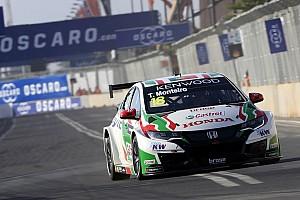 WTCC Résumé de qualifications Qualifications - La pole position pour Monteiro