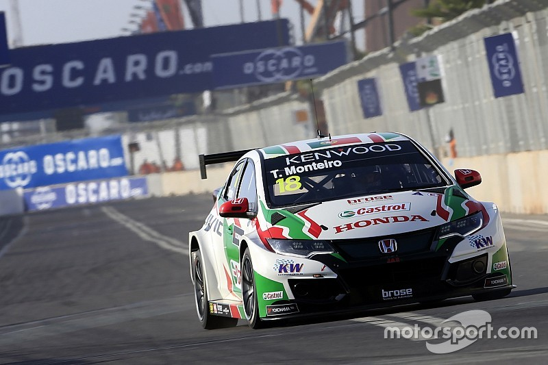 Qualifications - La pole position pour Monteiro