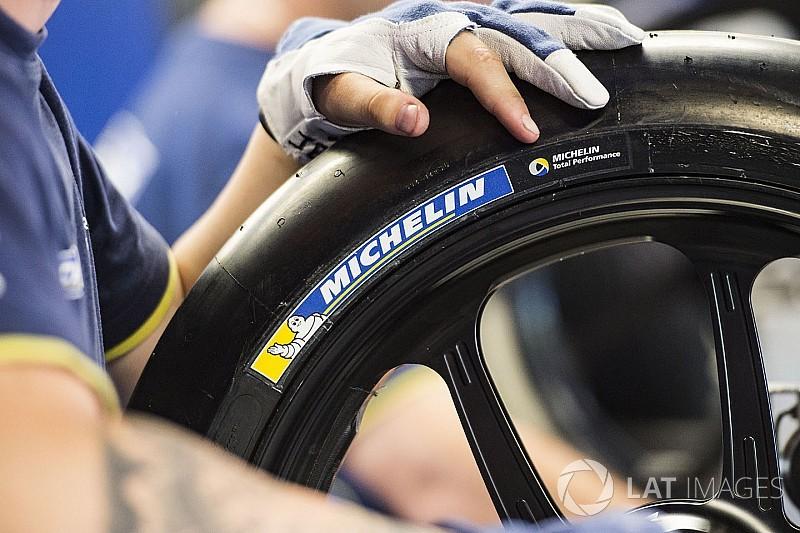La Michelin punta forte sulle gomme asimmetriche per Valencia