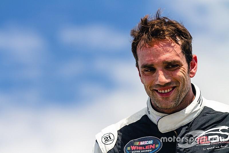 Frenchman Frédéric Gabillon to contest GP3R NASCAR Pinty's race