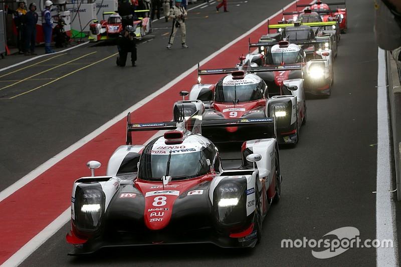 Toyota наполягає на легальності машини після звинувачень Porsche