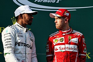 Formula 1 Breaking news Vettel, Hamilton would relish F1 2017 title battle