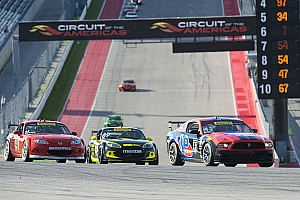 PWC Breaking news Pirelli World Challenge Statement on racing this week at COTA