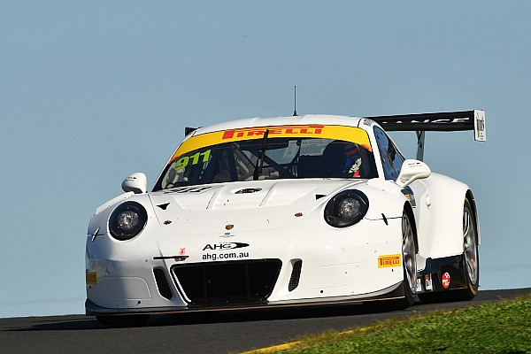 Bathurst drivers for second Walkinshaw Porsche confirmed