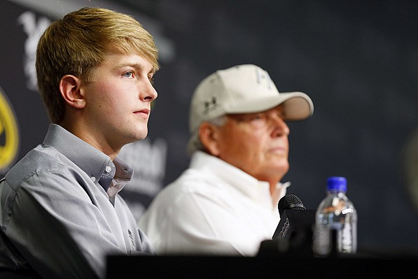William Byron to replace Kahne at Hendrick Motorsports in 2018