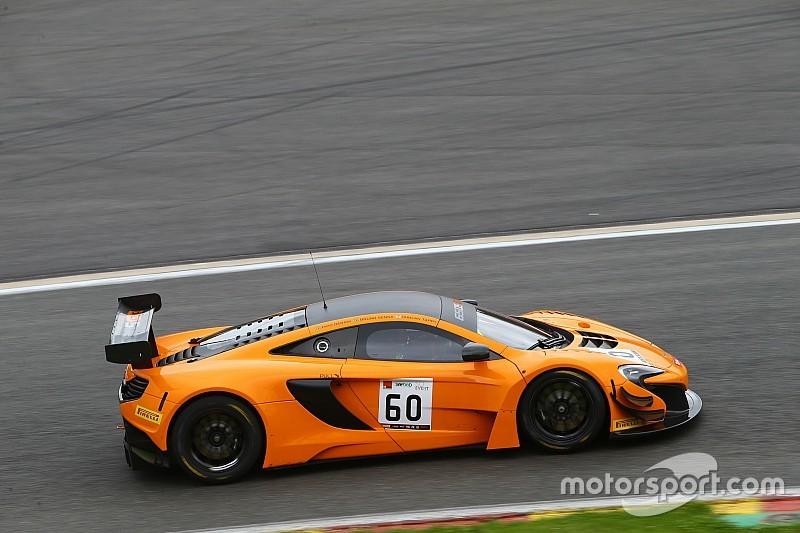 McLaren to split with GT manufacturing partner