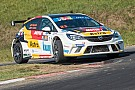 Corthals ad un passo dal TCR Trophy Europe