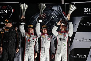 Blancpain Endurance Relato da corrida McLaren vence em Paul Ricard; Baptista chega a pódio inédito