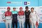 Fórmula E La parrilla de salida del E-Prix de Berlín