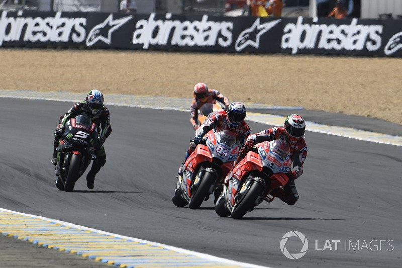 Dovizioso: Lorenzo'nun yaklaşımı Ducati'de işe yaramıyor