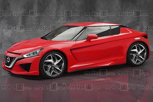 Automotive Breaking news Nissan 370Z successor render proposes all-new design