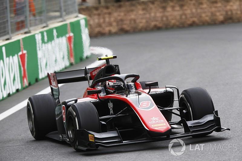 فورمولا 2: راسل يعود ويفوز بالسباق الثاني في باكو