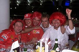 Audetto: Ferrari, takıma sahip çıkacak Montezemolo gibi bir başkana sahip değil