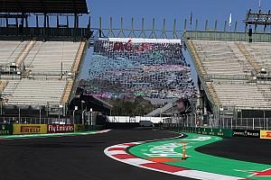 Формула 1 Анонс Гран При Мексики: этап Ф1 пройдет без дождя впервые с июля