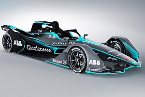 Officiel - La nouvelle Formule E dévoilée