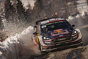 WRC Monte Carlo: Ogier Bukukan kemenangan kelima beruntun