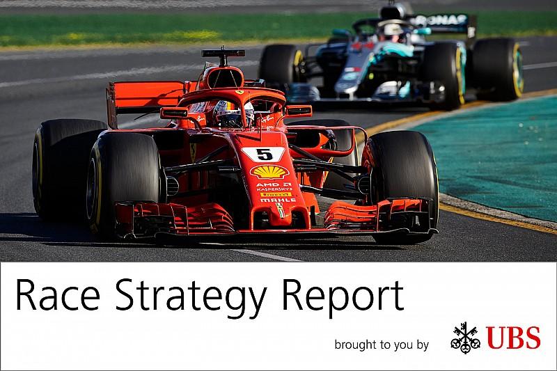 Report strategie: ecco come Vettel ha battuto Hamilton in Australia