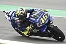 Valentino Rossi trotz Platz neun zuversichtlich: