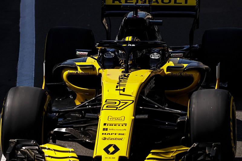 Renault, Hockenheim'a yeni bir ön kanat götürecek