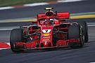 Ferrari substitui motor de Raikkonen após problemas no TL2