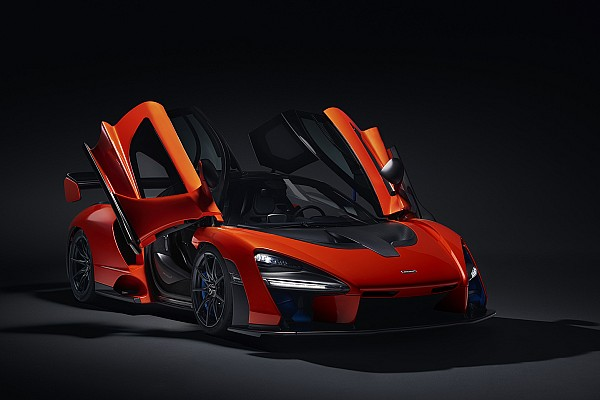 Автомобілі Важливі новини McLaren назвала новий гіперкар на честь Сенни
