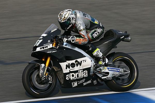 MotoGP Ultime notizie L'Aprilia ritarda l'arrivo del nuovo motore alla prima gara del Mondiale