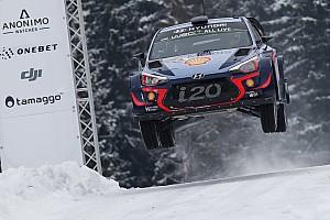 WRC Rennbericht Thierry Neuville gewinnt die WRC Rallye Schweden 2018