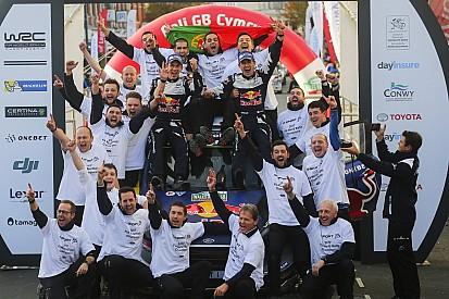 WRC M-Sport, che impresa: titolo Costruttori meritato battendo i team ufficiali