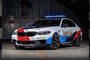 Autó Motorsport.com hírek 2018-tól az új BMW M5 lesz a MotoGP biztonsági autója