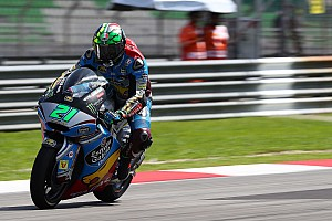Moto2 Breaking news Morbidelli seals Moto2 title as Luthi declared unfit for Sepang