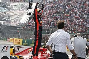 F1 Noticias de última hora Verstappen pensó que su motor podía fallar en México
