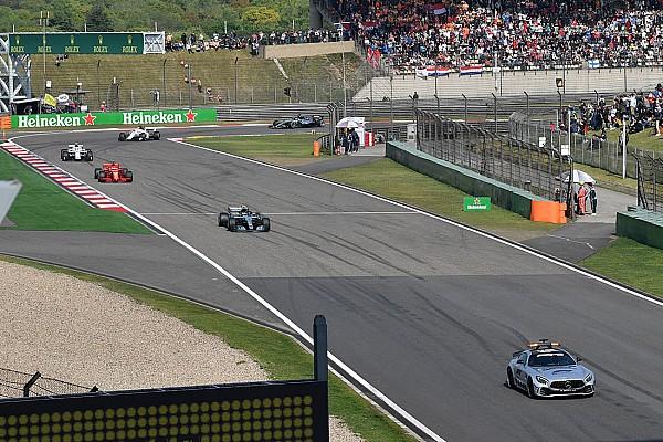 Formula 1 Açıklama: Hamilton neden güvenlik aracı arkasında pite girmedi?